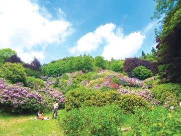 Oasi Zegna, nel Biellese, è la montagna dei bambini