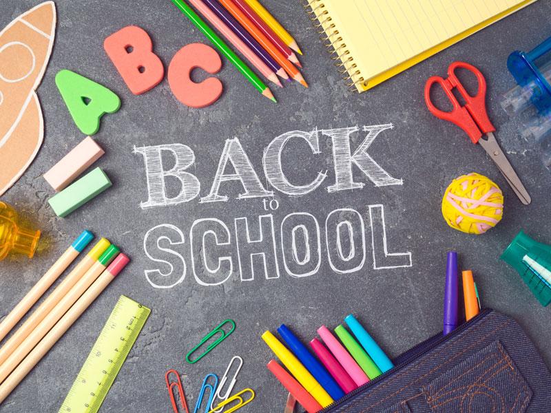 Back to school: gli accessori giusti per ripartire con stile