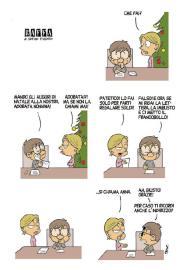 RAFFA | Il fumetto di Steve Frassetto | #80