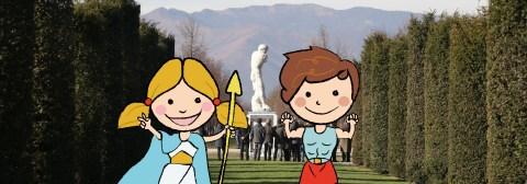 A La Venaria Reale a gennaio, laboratori creativi e attività dedicate ai bambini