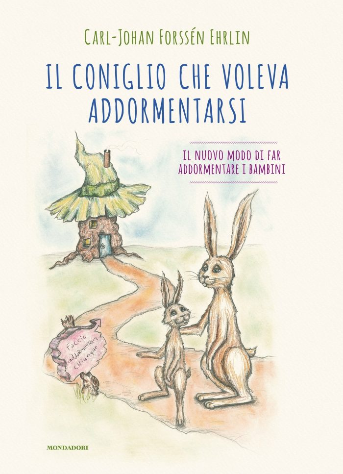 Il coniglio che voleva addormentarsi - libri della nanna