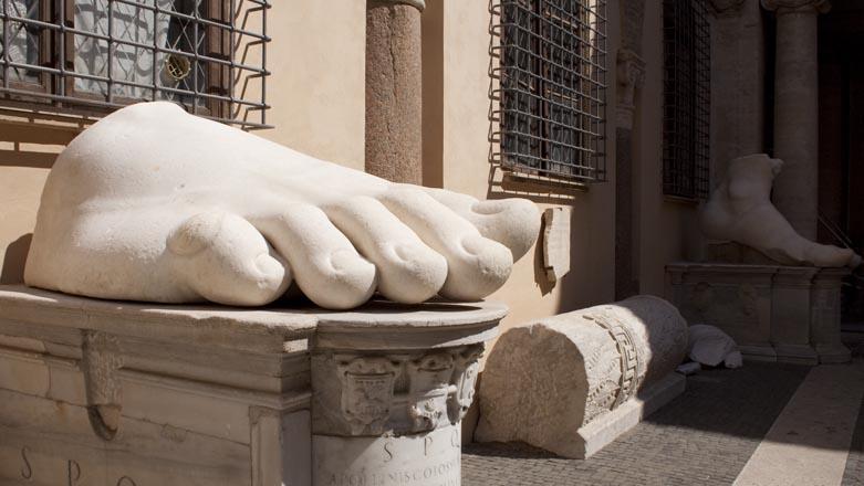 I Musei Capitolini di Roma, un viaggio alla scoperta degli antichi romani