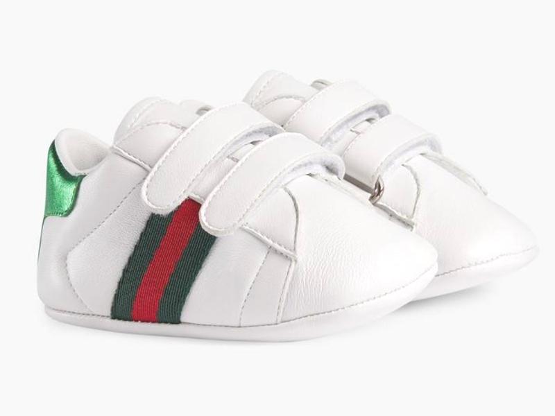 scarpa neonato di Gucci idea regalo