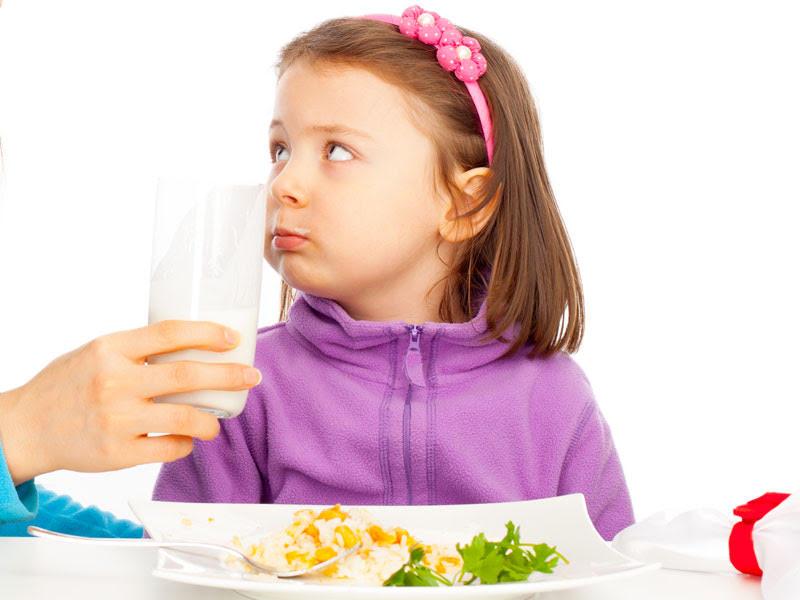 L'acetone nei bambini. È esaurita la scorta di zuccheri