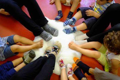 Danza e movimento espressivo per famiglie con Filieradarte