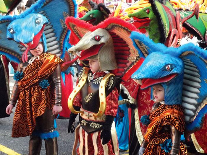 Alla scoperta dei Carnevali più belli in Europa
