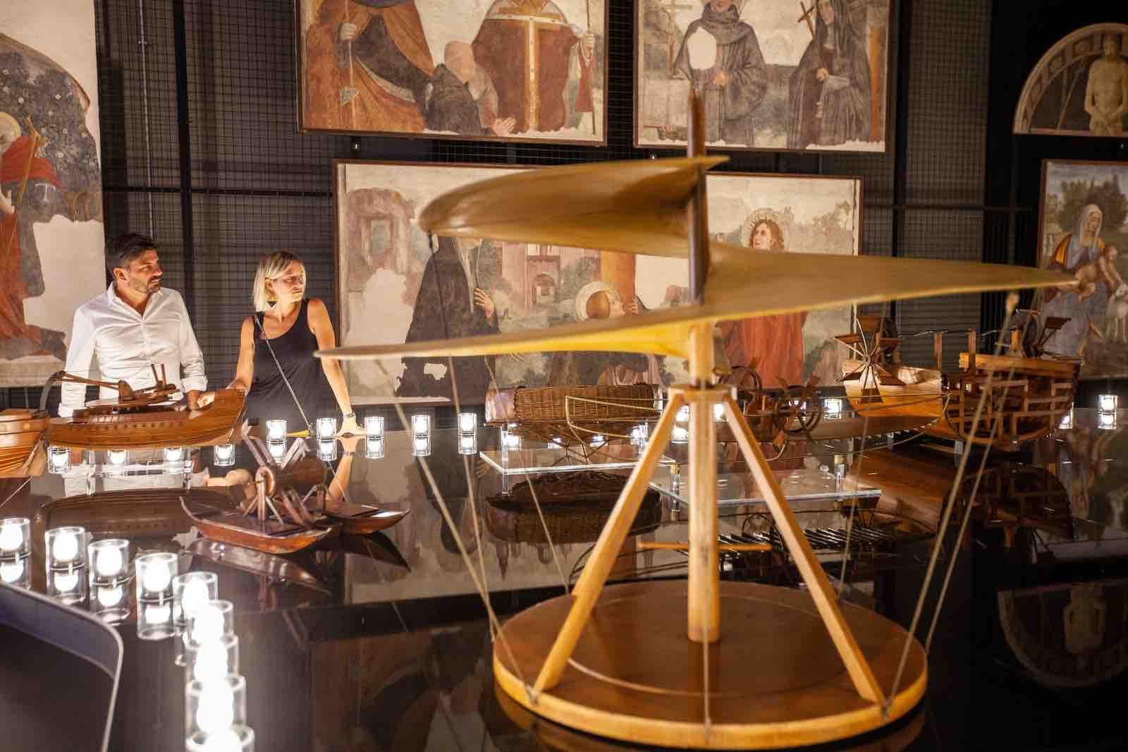 GG maggio al museo nazionale della scienza e della tecnologia