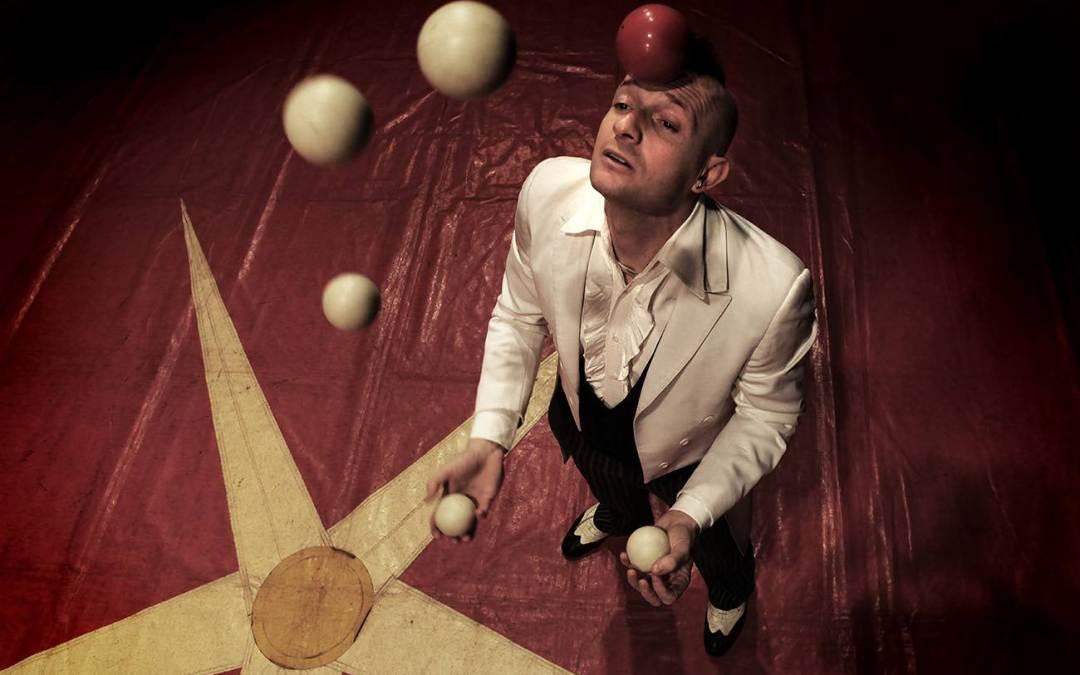 Crazy Dream Circus di Mister David and The Family Dem, a Torino