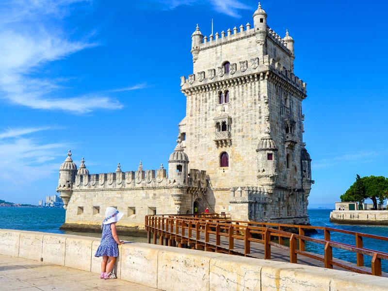 Lisbona e Portogallo a misura di bimbo