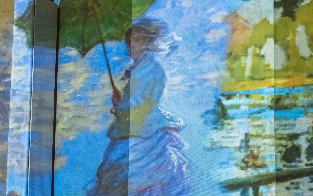 Monet e i suoi capolavori, l'esperienza immersiva definitiva alla Palazzina di Caccia di Stupinigi