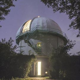 Astronomia, robotica e visite guidate per una scienza a 360 gradi