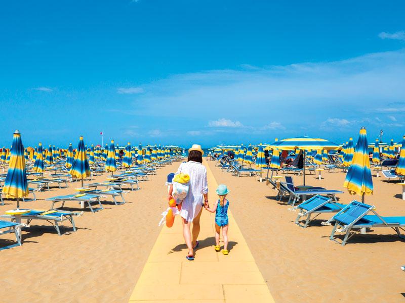 Romagna: la costa più family friendly in Italia