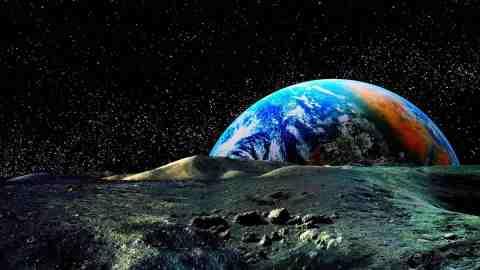 Dalla Terra alla Luna ad Aosta, nell'Area Megalitica a luglio