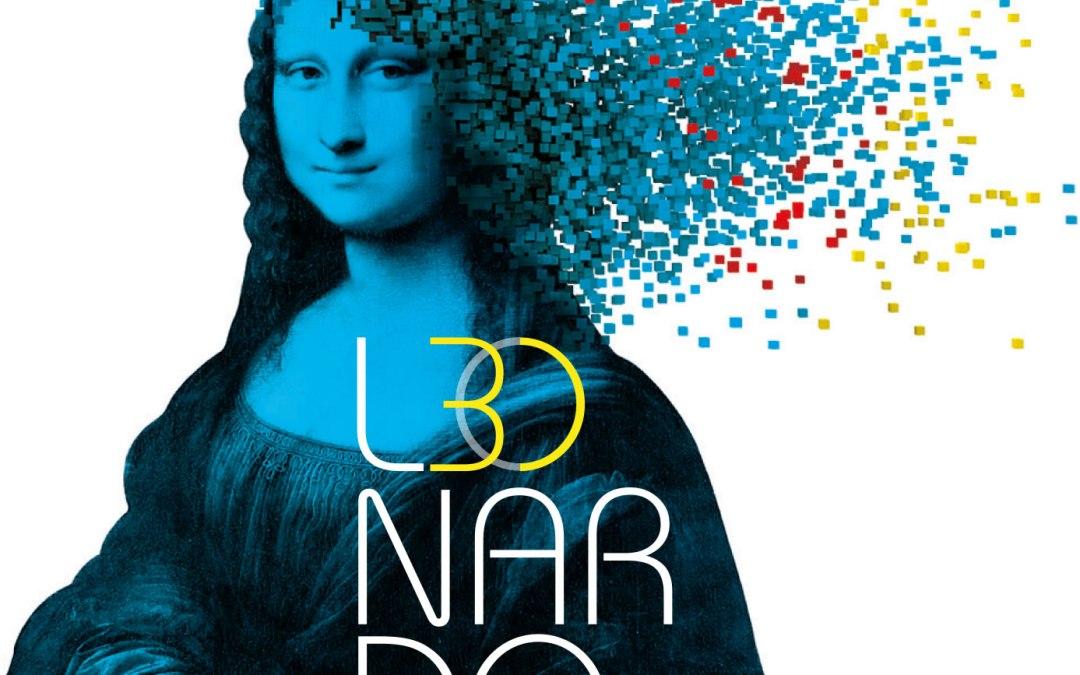 Leonardo 3D in mostra alla Fabbrica del Vapore, un genio così non si era mai visto