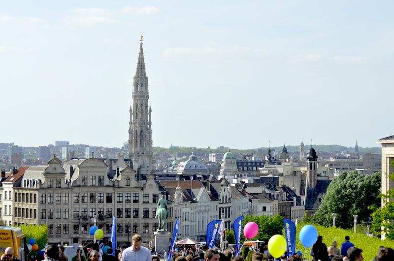 Un weekend a Bruxelles in famiglia