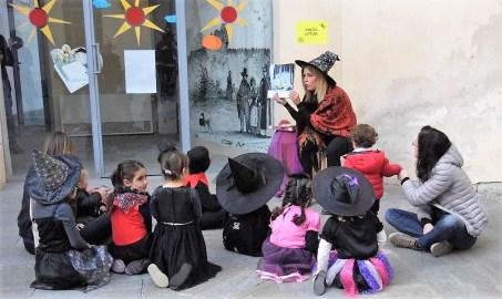 Halloween in Castiglia