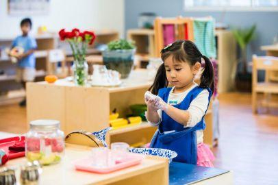 Montessori in famiglia, a Torino