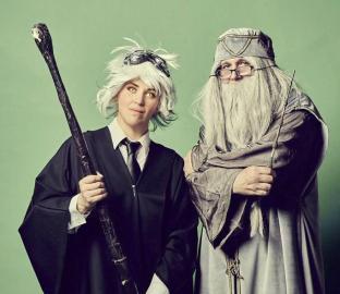 Scuola di magia MondoJuve, per festeggiare Halloween