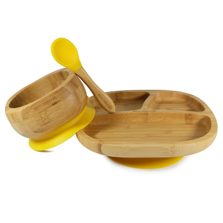 piatti bambù