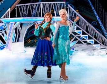 Arriva a Milano Disney On Ice Frozen - Il Regno di Ghiaccio