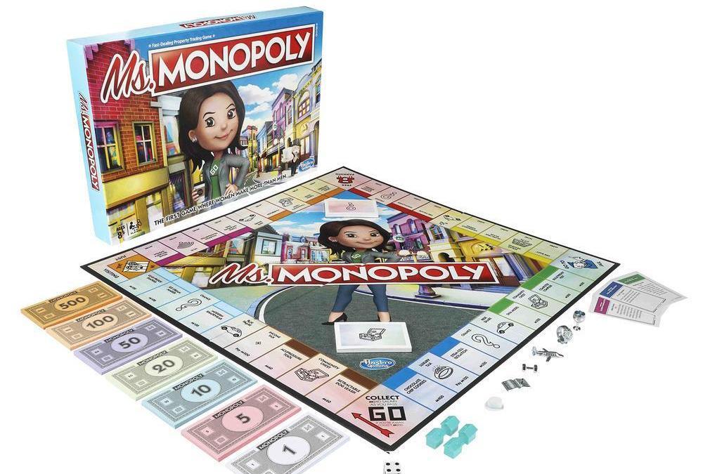 Monopoly Ms: la disparità di stipendio spiegato con un gioco
