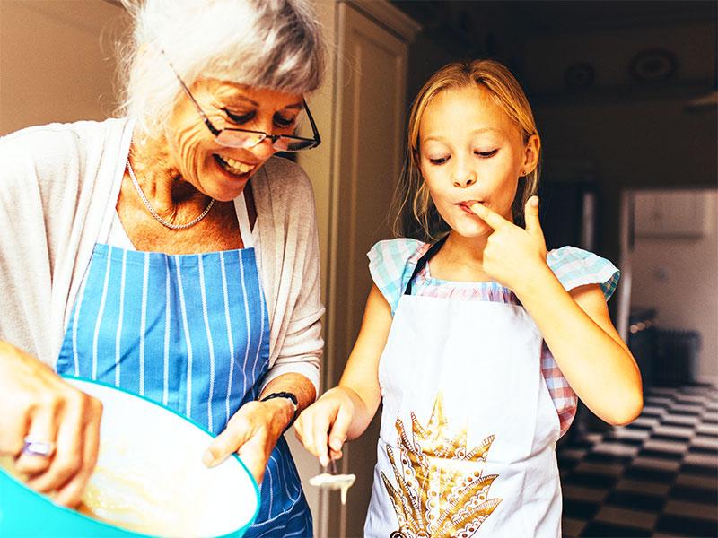 Fase 2 e congiunti: cosa chiedono i nonni