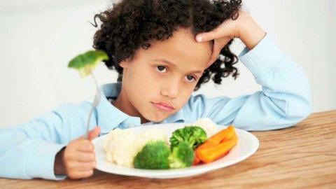 """""""Mio figlio mangia solo pasta in bianco"""". I bambini selettivi"""