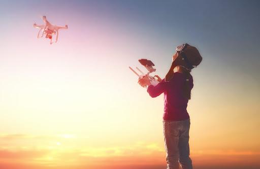 Mamma mi compri il drone?