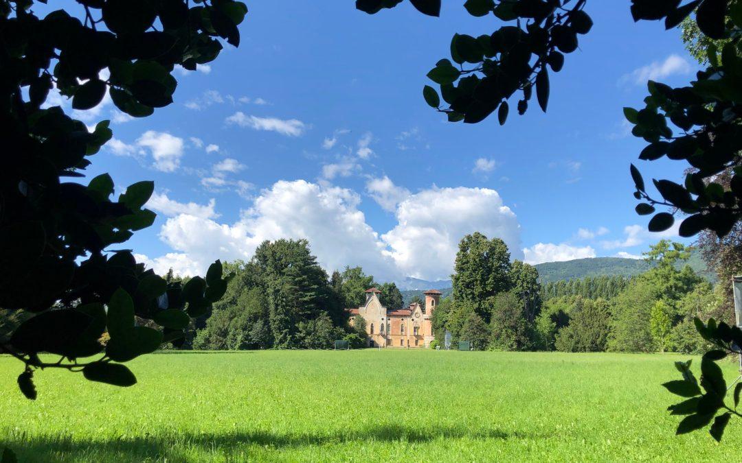 La bella estate nel Parco del Castello di Miradolo