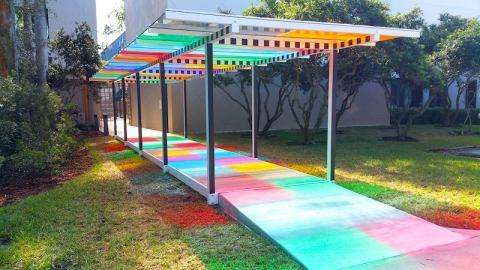 Città colorate: il sogno del design urbano
