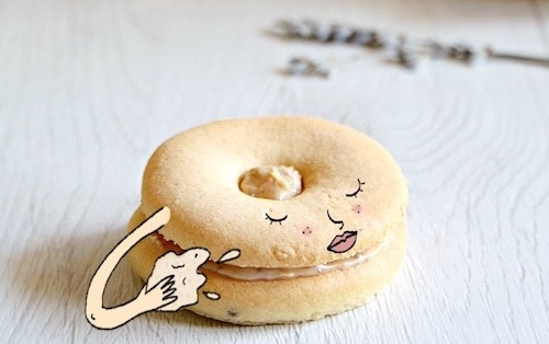 Biscotti alla lavanda