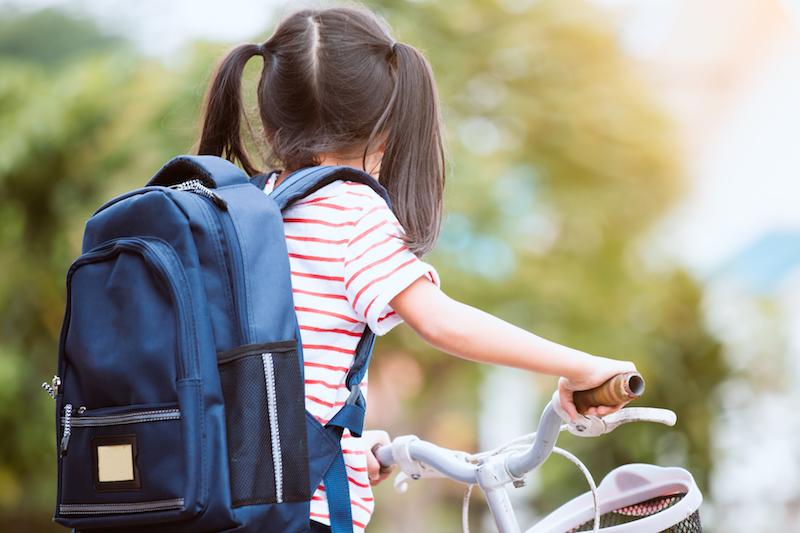 Bike to School, a scuola in bicicletta