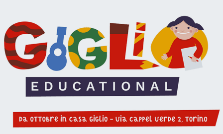 Giglio Educational: i laboratori creativi per bambini a Torino