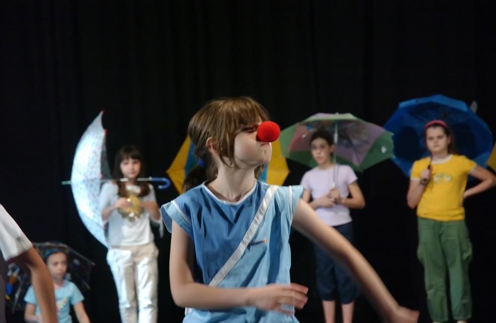 Il bello di stare in scena: i corsi di teatro per bambini