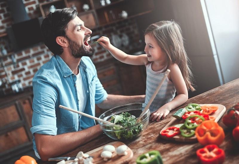 Cosa cucino a cena? Buone pratiche per il pasto serale