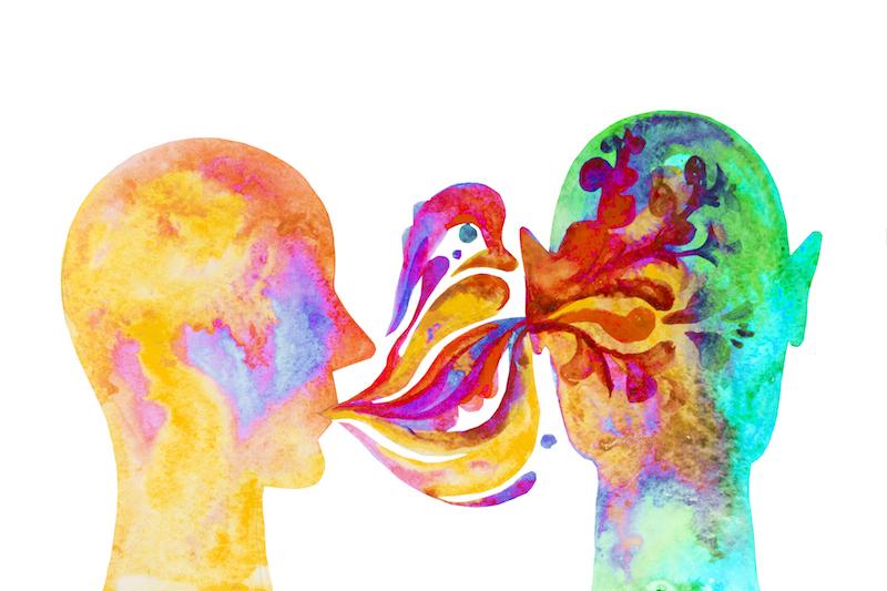 Nell'era della tecnologia, l'ascolto reciproco è un'arte da coltivare
