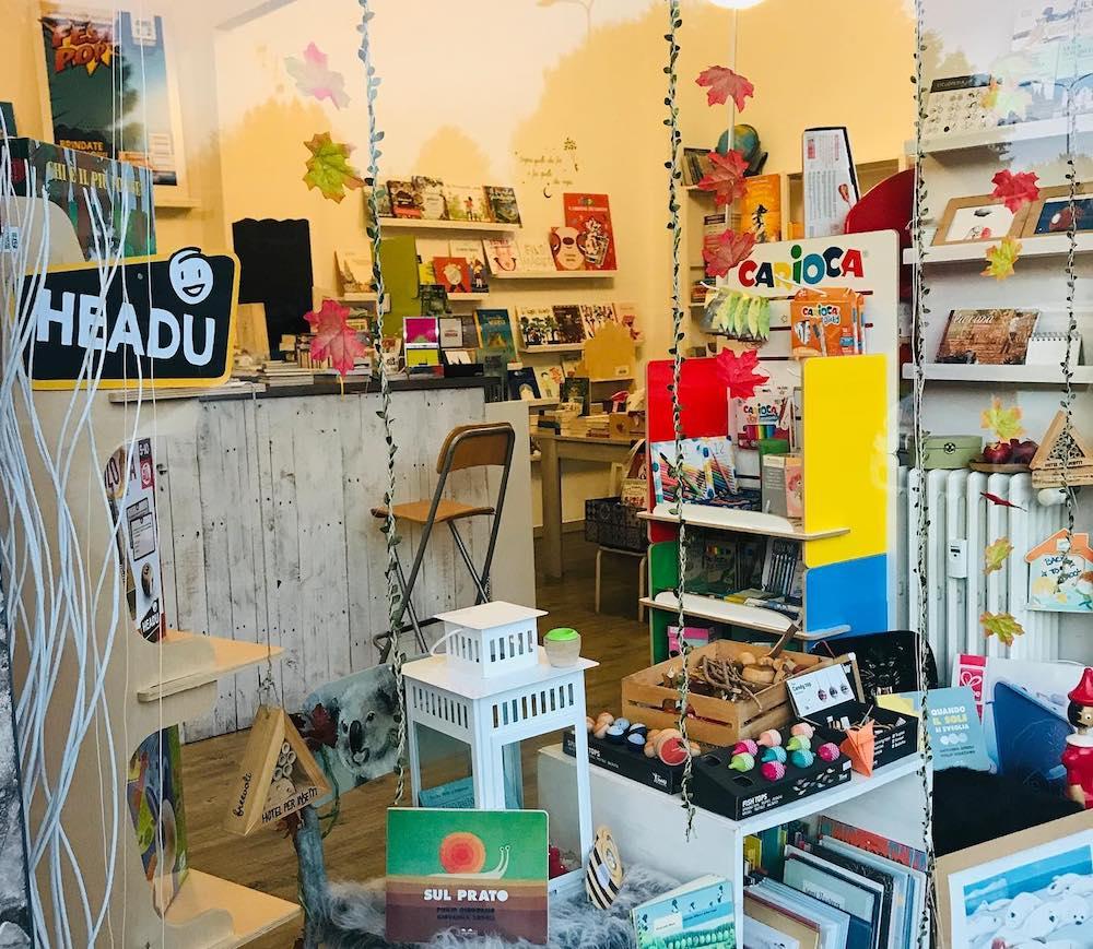librerie bambini