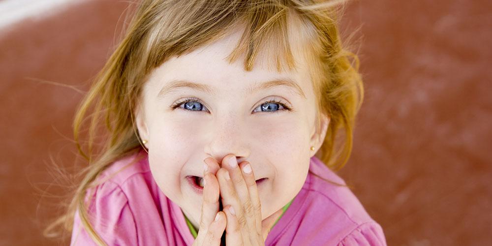 Lo Yoga della risata fa bene anche ai bambini