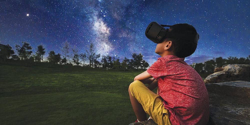 Educazione… cosmica!Spiegare l'astronomia ai bambini