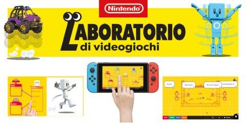 Nintendo: laboratorio di Videogiochi