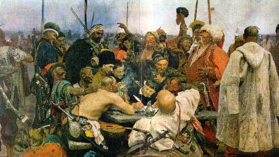 cosacchi ucraini