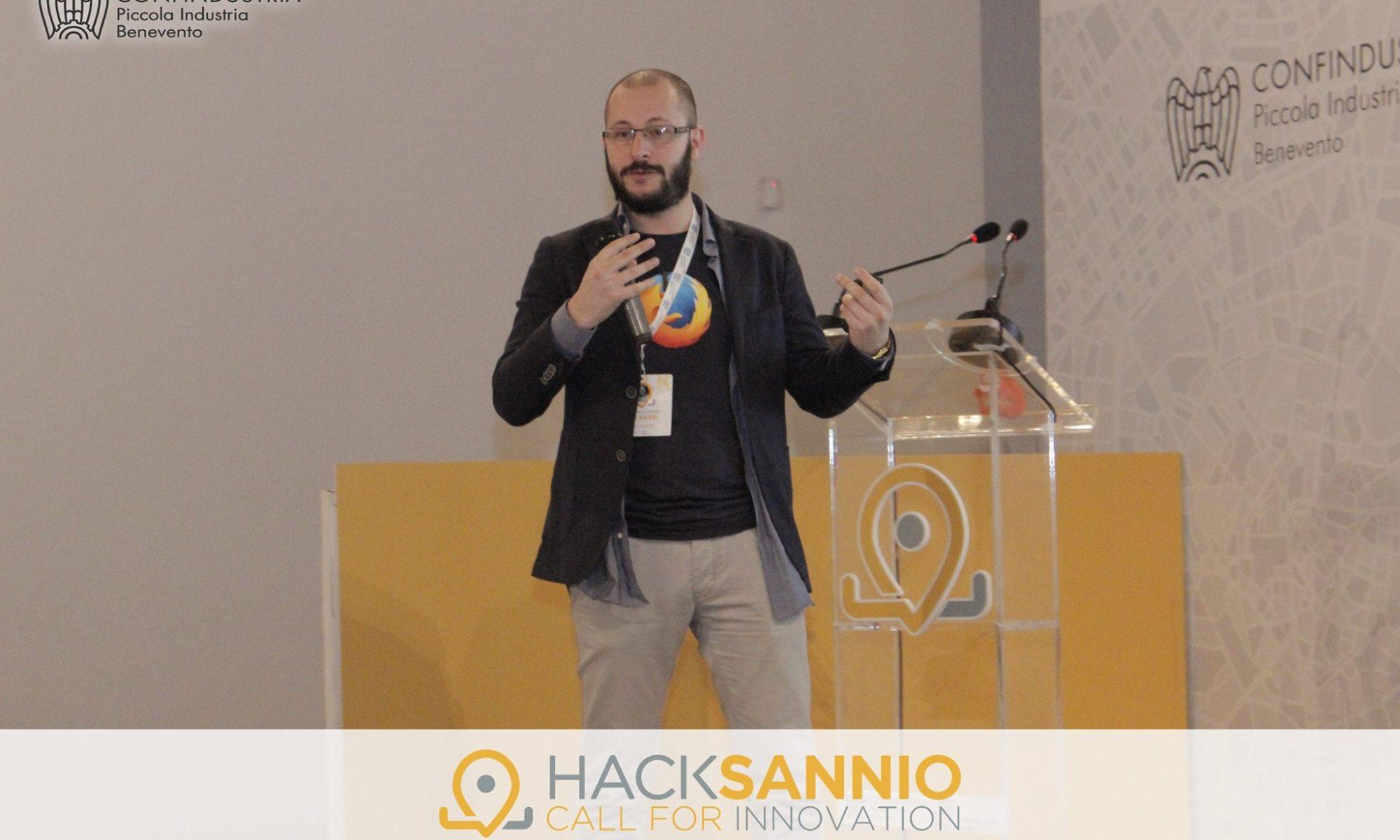 Mio Talk Hacksannio 2017