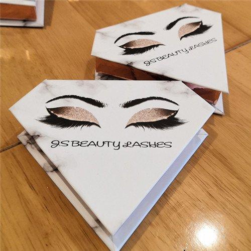 Custom Mink Eyelashes Boxes