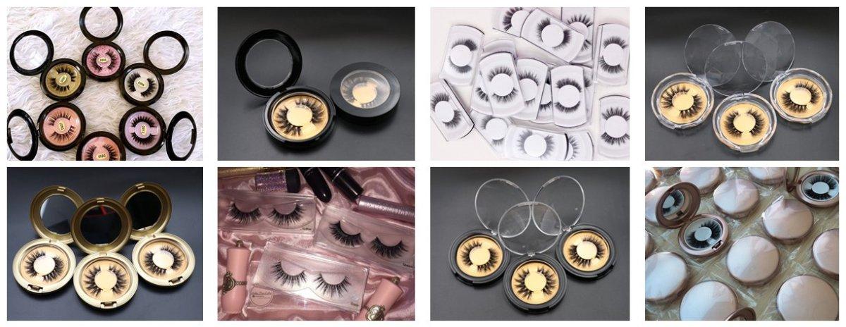 Acrylic Eyelashes Case
