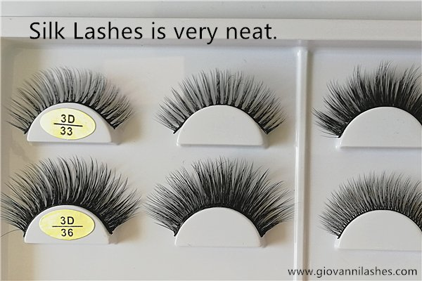 Silk Lashes is very neat.