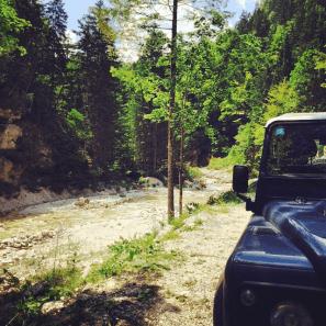 Wandern im Triglav Nationalpark