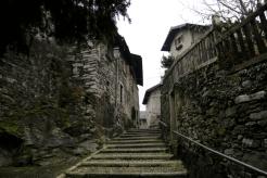 Die Altstadt von Mergozzo
