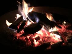 Landypark 2016: Lagerfeuerromantik