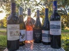 Südafrikanischer Wein