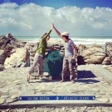 Cape Agulhas - der südlichste Punkt Afrikas